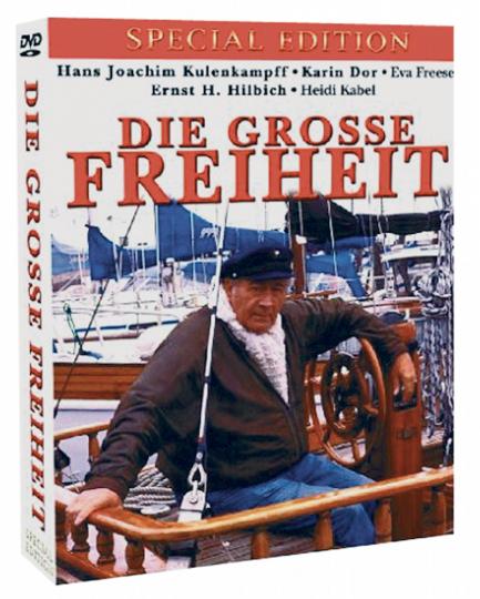 Die große FREIHEIT 2 DVDs