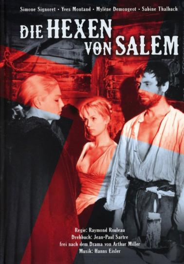 Die Hexen von Salem. 2 DVDs.