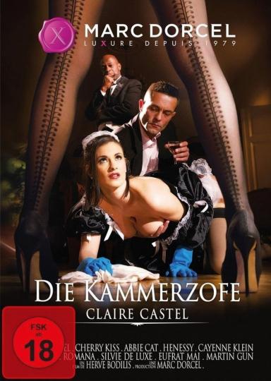 Die Kammerzofe. DVD
