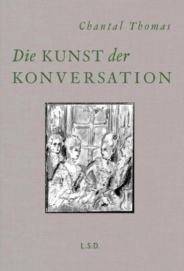 Die Kunst der Konversation.