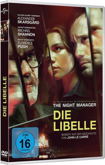 Die Libelle (2018). 2 DVDs.