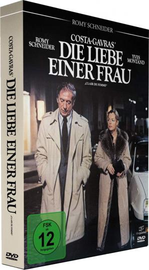 Die Liebe einer Frau. DVD.