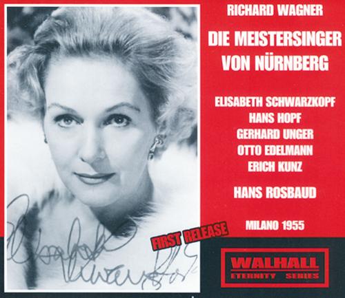 Die Meistersinger von Nürnberg 4 CDs