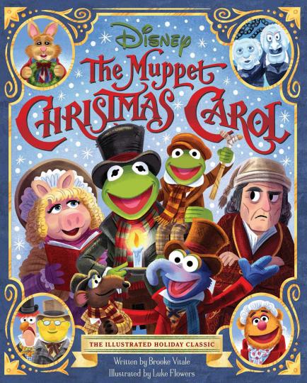 Die Weihnachtsgeschichte mit den Muppets. The Muppet Christmas Carol.