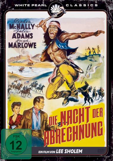 Die Nacht der Abrechnung. DVD.