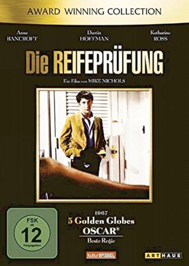 Die Reifeprüfung DVD