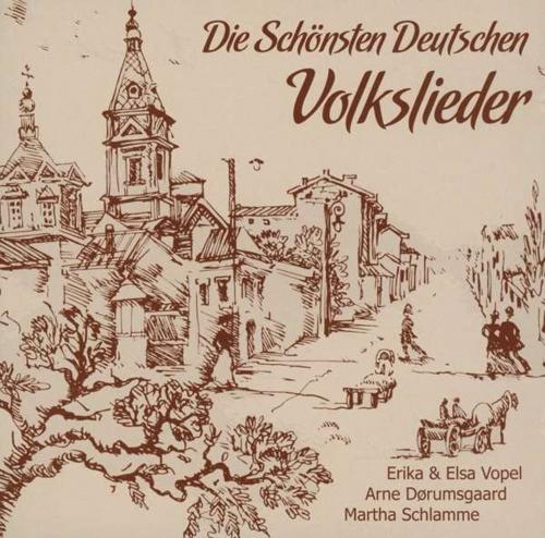 Die schönsten deutschen Volkslieder. CD.