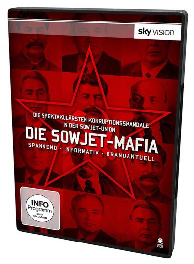 Die Sowjet-Mafia DVD
