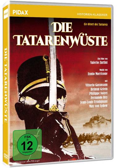 Die Tatarenwüste. DVD.