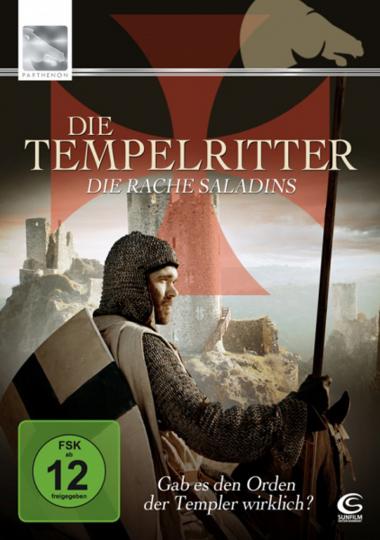 Die Tempelritter - Die Rache Saladins DVD