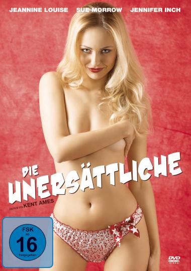 Die Unersättliche DVD