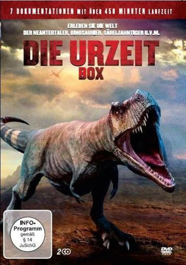 Die Urzeit Box 2 DVDs