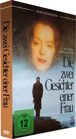 Die zwei Gesichter einer Frau. DVD.
