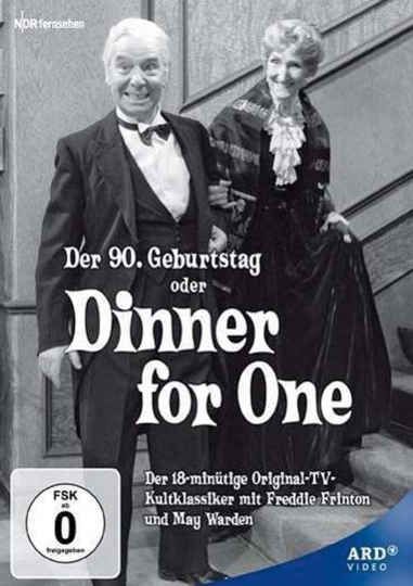 Dinner For One. DVD.
