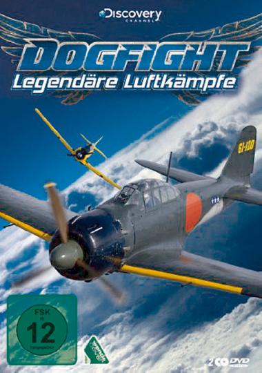 Dogfight - Legendäre Luftkämpfe 2 DVDs