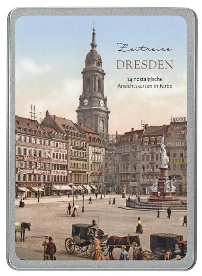 Dresden - Zeitreise