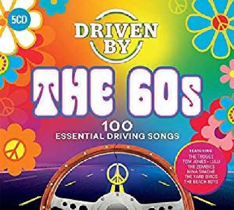 Driven by the 60s. 5 CDs.