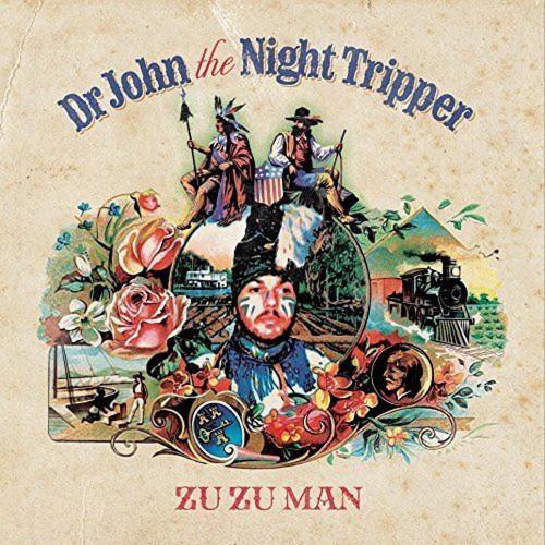 Dr. John. Zu Zu Man. CD.