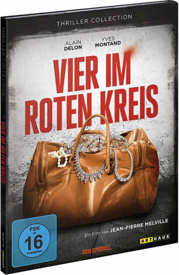 DVD Vier im roten Kreis (Thriller Collection)