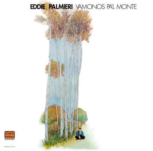 Eddie Palmieri. Vamonos Pa'l Monte. CD.