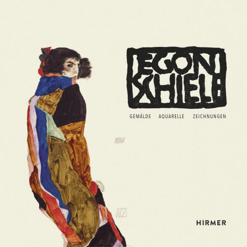 Egon Schiele Werkverzeichnis. Gemälde, Aquarelle, Zeichnungen.