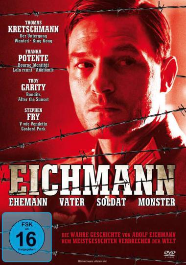 Eichmann. DVD.