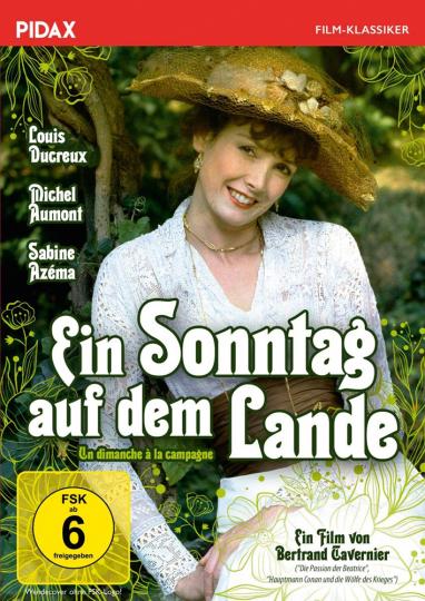 Ein Sonntag auf dem Lande. DVD.