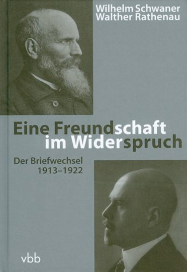 Eine Freundschaft im Widerspruch - Der Briefwechsel 1913-22