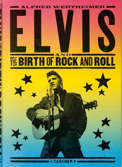 Elvis and the Birth of Rock and Roll. Elvis und die Geburt des Rock'n'Roll.