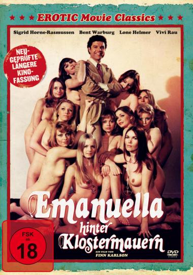 Emanuella hinter Klostermauern DVD