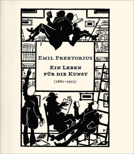 Emil Preetorius. Ein Leben für die Kunst (18383-1973).