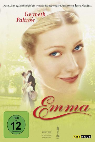 Emma (1996). DVD.