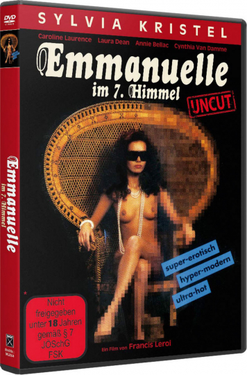 Emmanuelle im 7. Himmel. DVD.