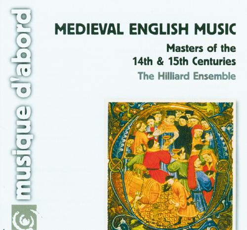 Englische Musik des Mittelalters CD