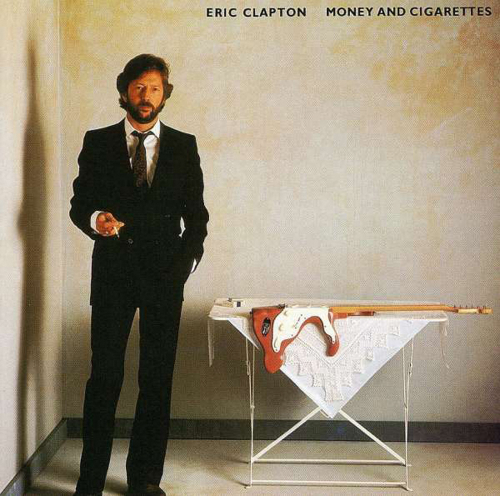 Eric Clapton. Money and Cigarettes. CD.