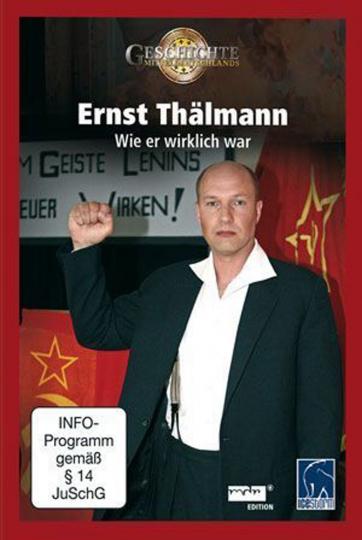 Ernst Thälmann Doku DVD
