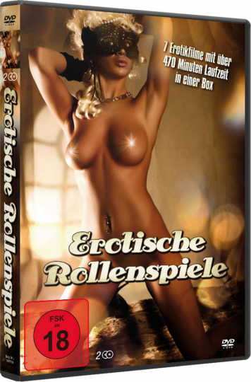 Erotische Rollenspiele. 2 DVDs.