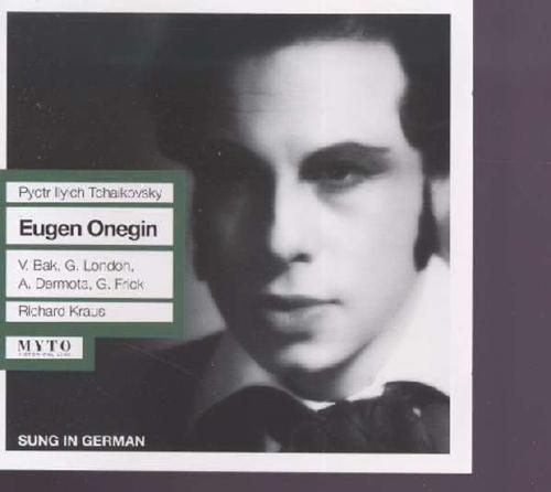 Eugen Onegin 2 CDs