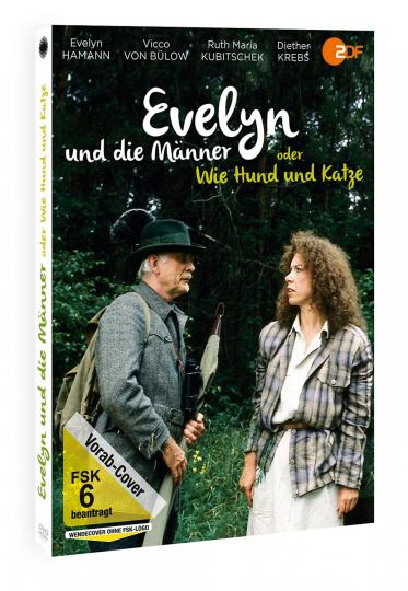 Evelyn und die Männer oder Wie Hund und Katze. DVD.