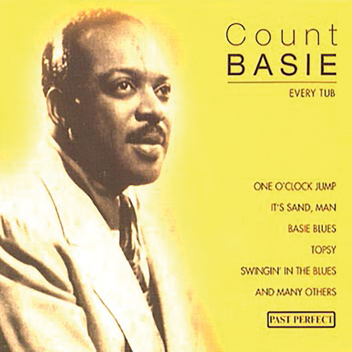 Count Basie, Every Tub CD