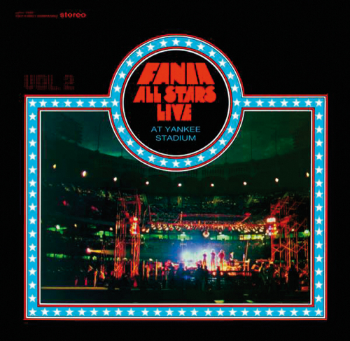 Fania All Stars. Live at Yankee Stadium Vol. 2. CD.