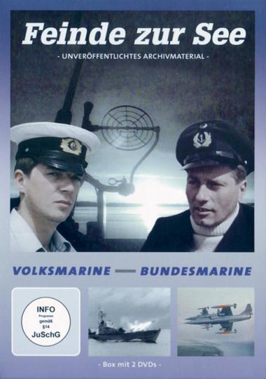 Feinde zur See - Volksmarine / Bundesmarine 2 DVDs