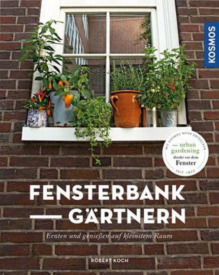 Fensterbank-Gärtnern.