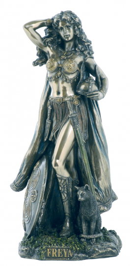 Figur Freya