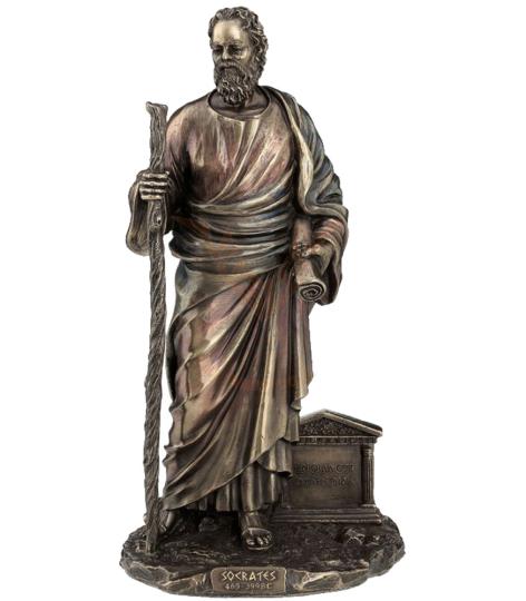 Figur Sokrates