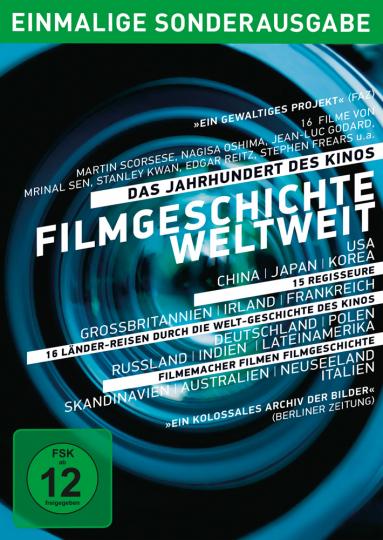 Filmgeschichte weltweit. 7 DVDs.