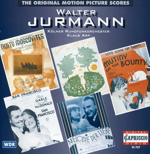 Filmmusik CD