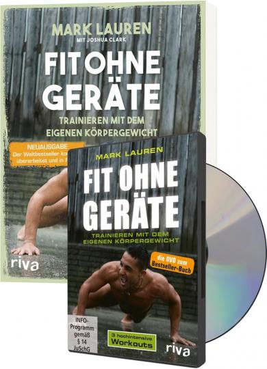 Fit ohne Geräte - Trainieren mit dem eigenen Körpergewicht Buch + DVD
