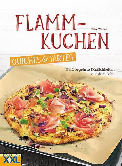 Flammkuchen, Quiches und Tartes