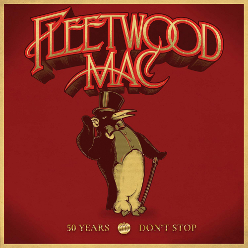 Fleetwood Mac. 50 Years Don't Stop. 3 CDs.